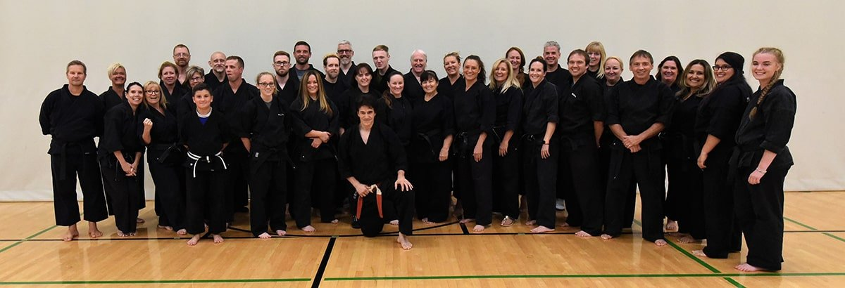 Bernardo Karate Certified Black Belt Instructors