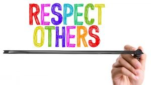 word of the month: respect