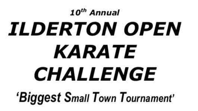 Ilderton Open Karate Challenge
