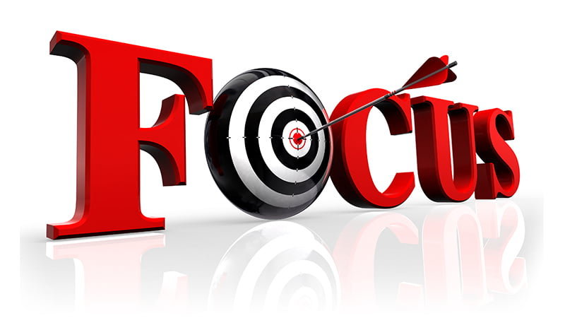 Word of the Month: Focus