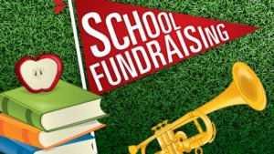 After school fundraiser poster