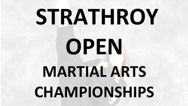 Strathroy open poster