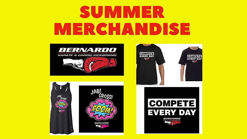 summer merchandise sale